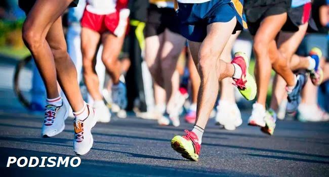 PODISMO Capodrise: una corsa e il ricordo, Testimonial d'eccezione 600 atleti.