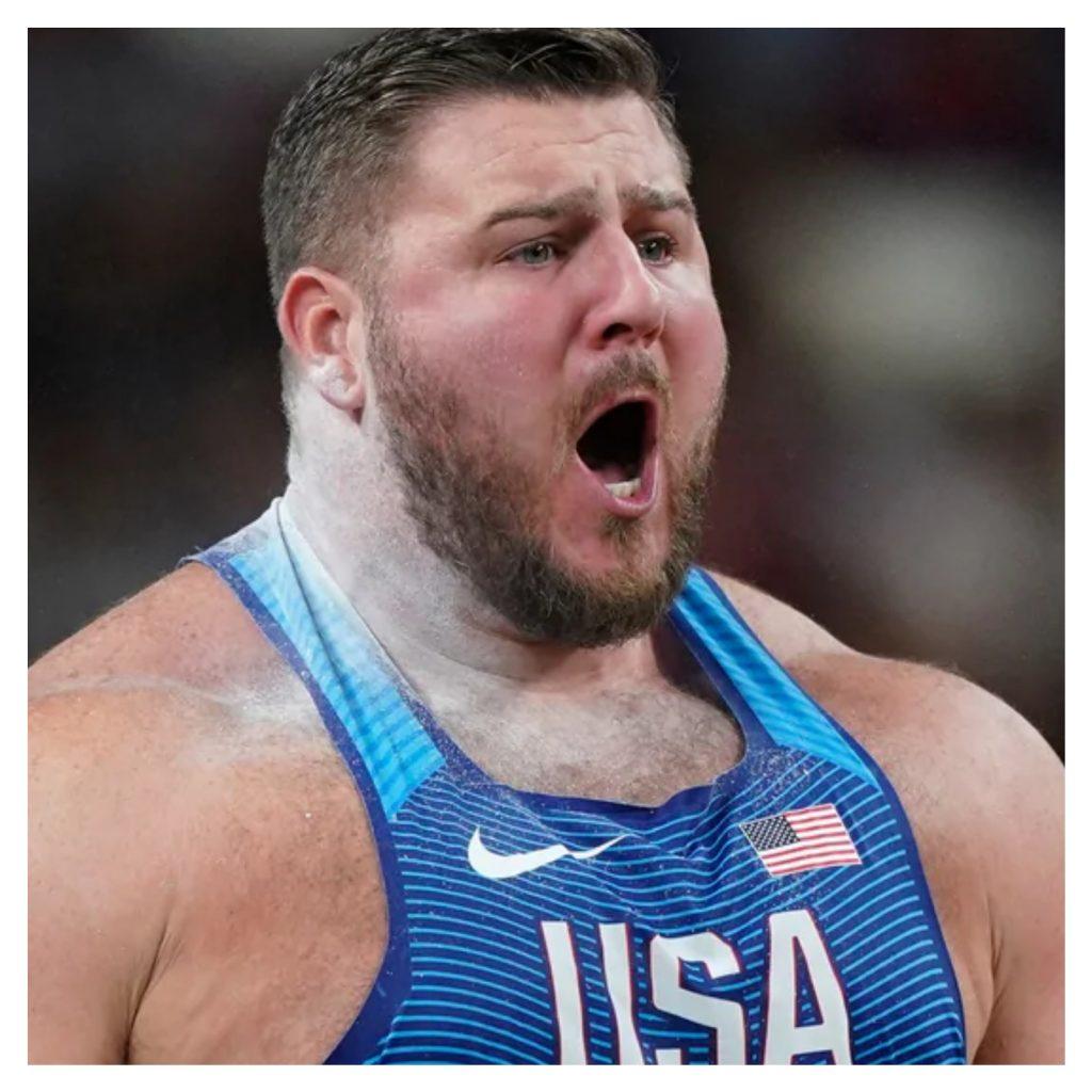 Mondiali Doha: getto del peso galattico! In 2 lanciano a 22,90, vince Kovaks con 22,91- eguagliato Alessandro Andrei