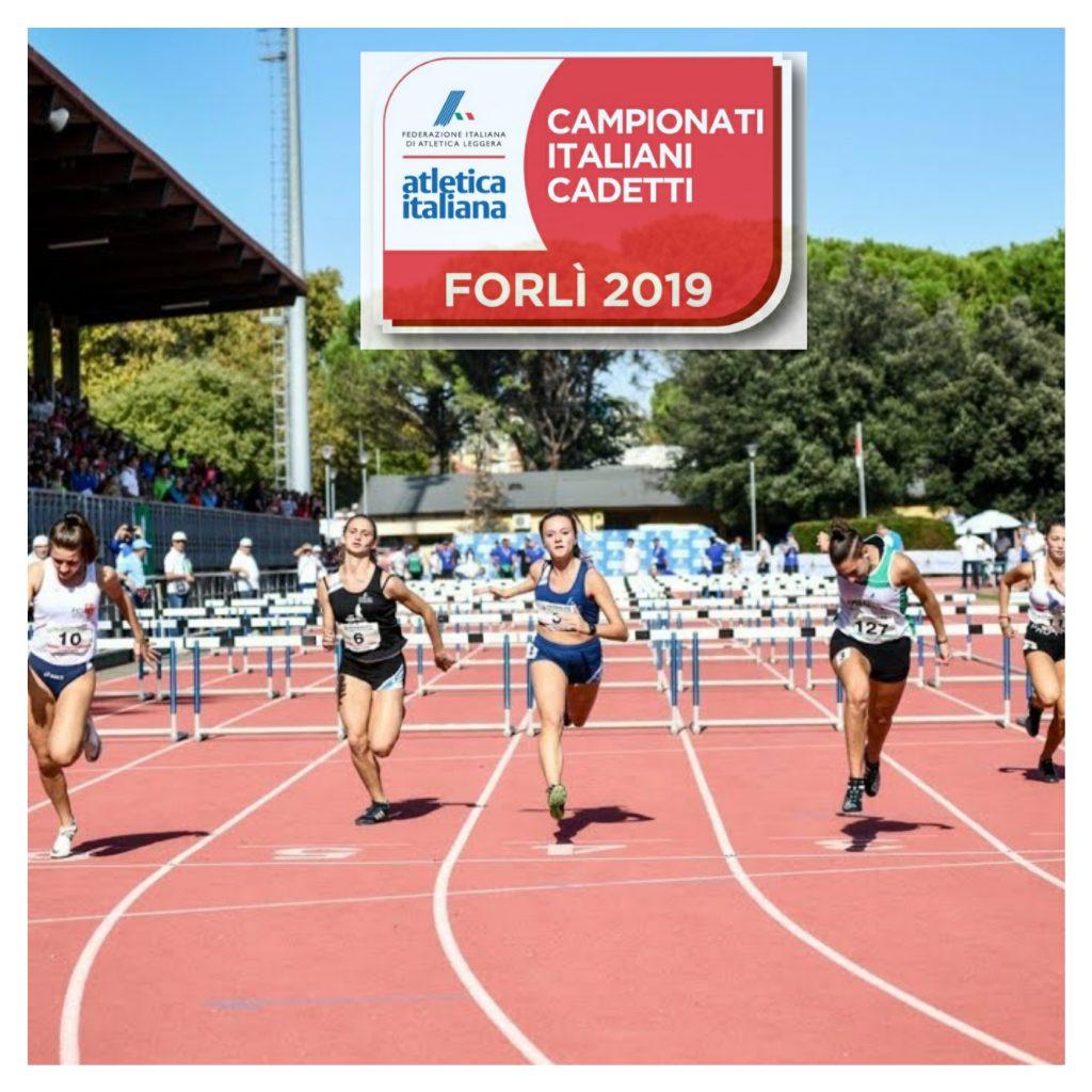 Il FILM dei Campionati Italiani CADETTI di Forlì 2019