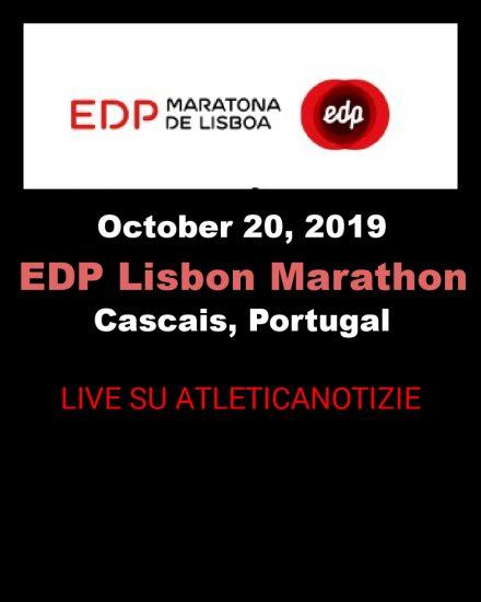 Live Lisbon Marathon: domenica si va a caccia del record