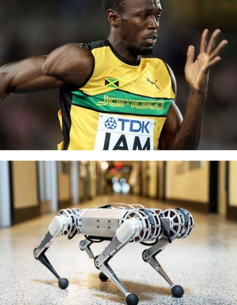 Possono i robot battere Usain Bolt e partecipare alle Olimpiadi?