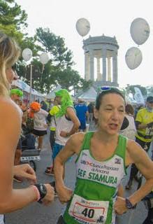 Risultati Mezza Maratona di Ancona, vince col record Marcella Mancini
