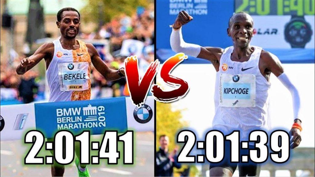 Kipchoge vs. Bekele: chi è il migliore?