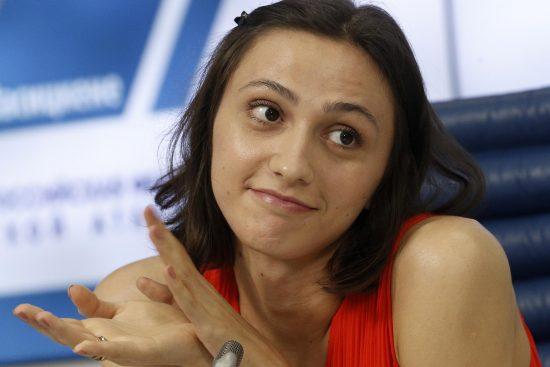 Mondiali militari Cina: Mariya Lasitskene ancora una vittoria nell'alto con un + 2,00 metri
