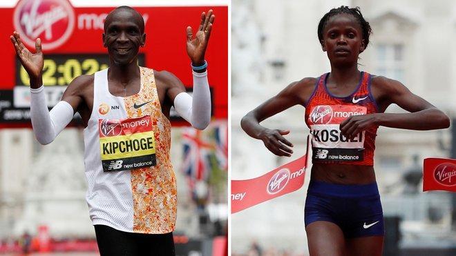 Maratona: ecco la super classifica dei primi e delle prime 10 al mondo