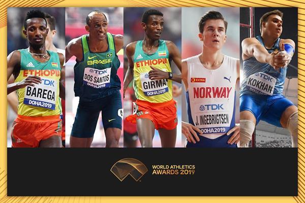 Annunciati i finalisti per il miglior atleta U20  mondiale 2019