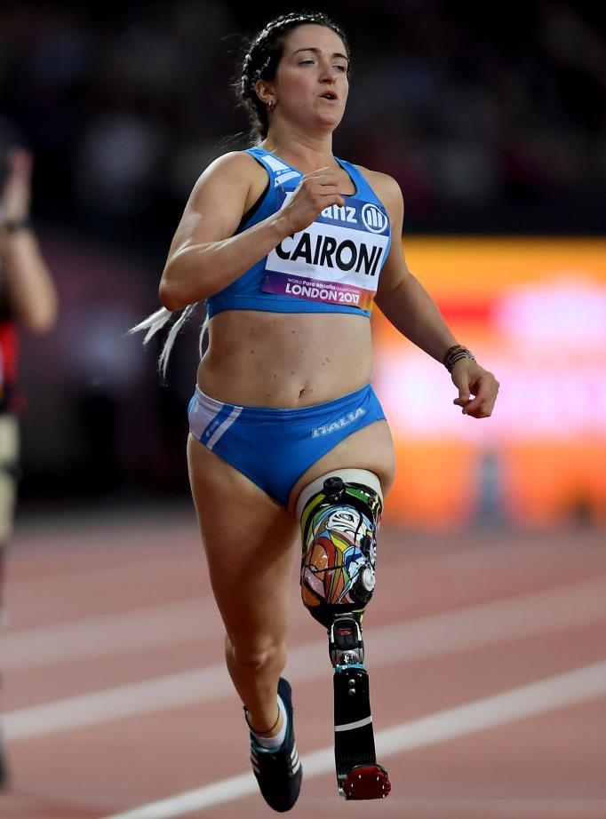 Doping: Martina Caironi positiva e sospesa