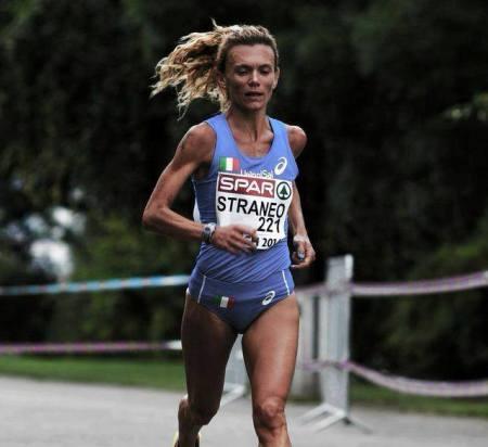 Valeria Straneo domenica 10 novembre attesa nella 13esima Maratonina Città di Crema