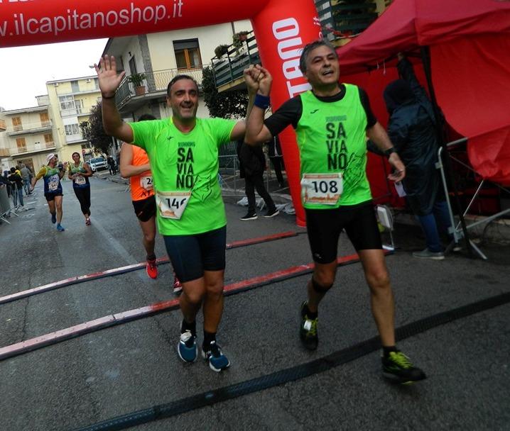 Vivi San Vitaliano: Festeggia il Running Saviano  La quinta edizione va Boufars e Janat.