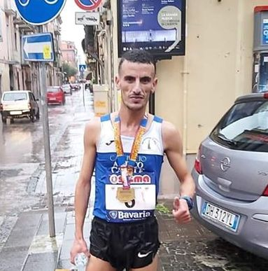 VI Half Marathon Reggia–Reggia  Vittoria per Youssef Hiach e Aurora Ermini