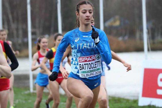 Nadia Battocletti chiude con un ottimo 14° posto il cross internazionale di Atapuerca
