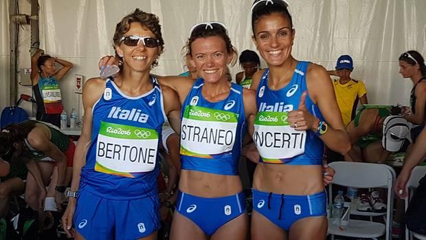 La diretta della maratona di Valencia con le azzurre Straneo, Bertone e Incerti domenica 1° dicembre