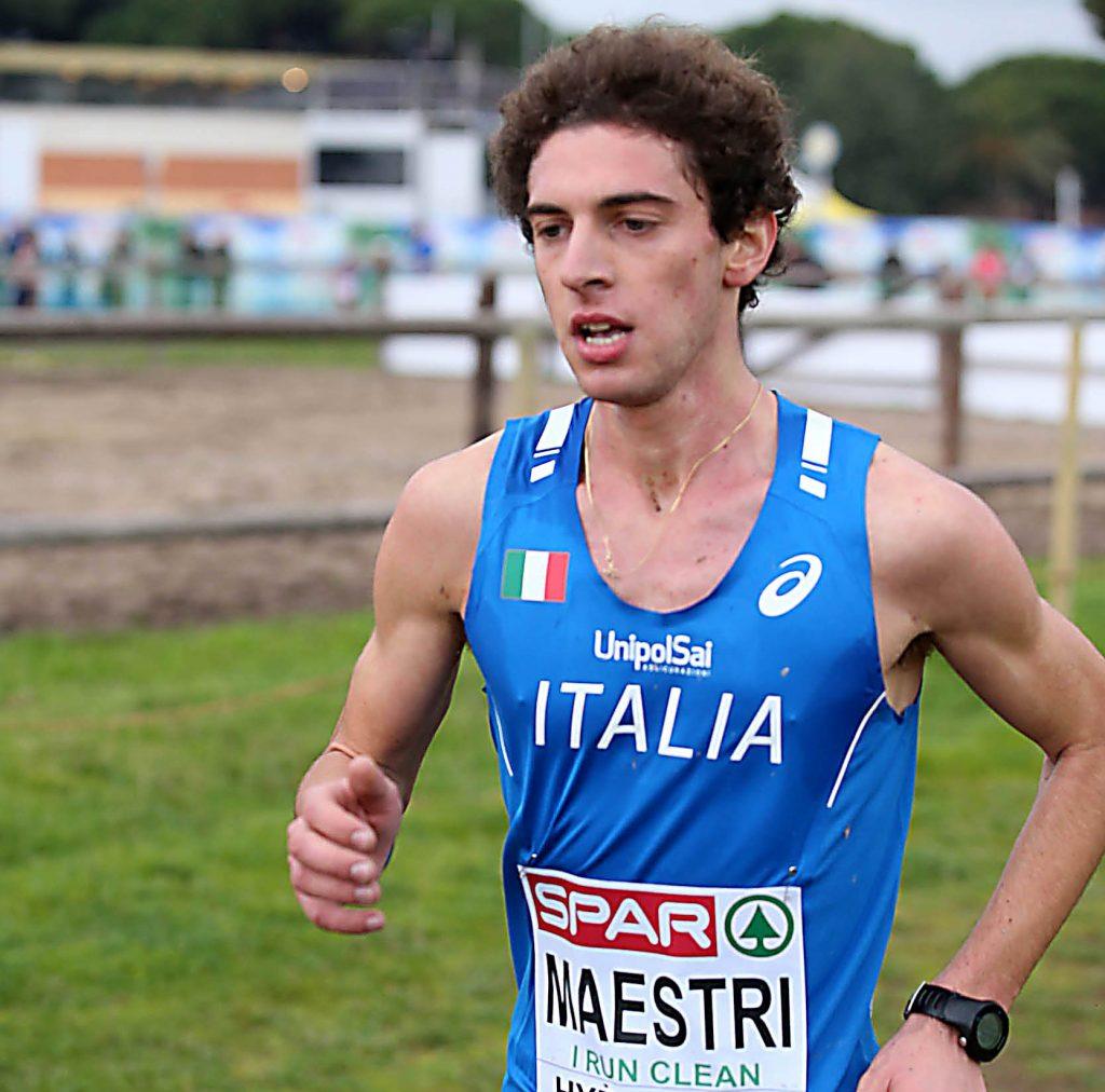 Cesare Maestri argento ai Mondiali di corsa in montagna,  l'Italia prende il bronzo