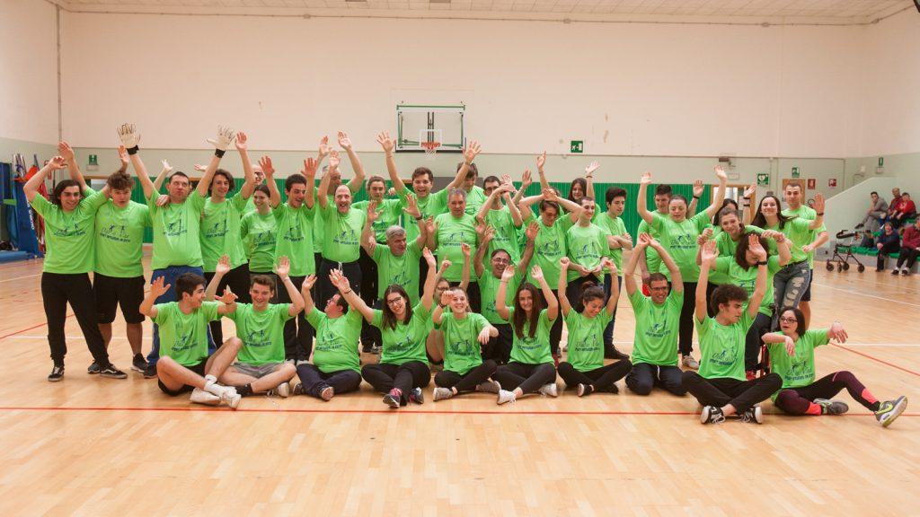 Dai e Vai - al via la 14^ edizione del progetto di sport integrato con studenti e persone con disabilità
