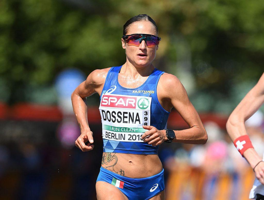 Sara Dossena è la big azzurra della Milano21 Half Marathon di domenica 24 novembre