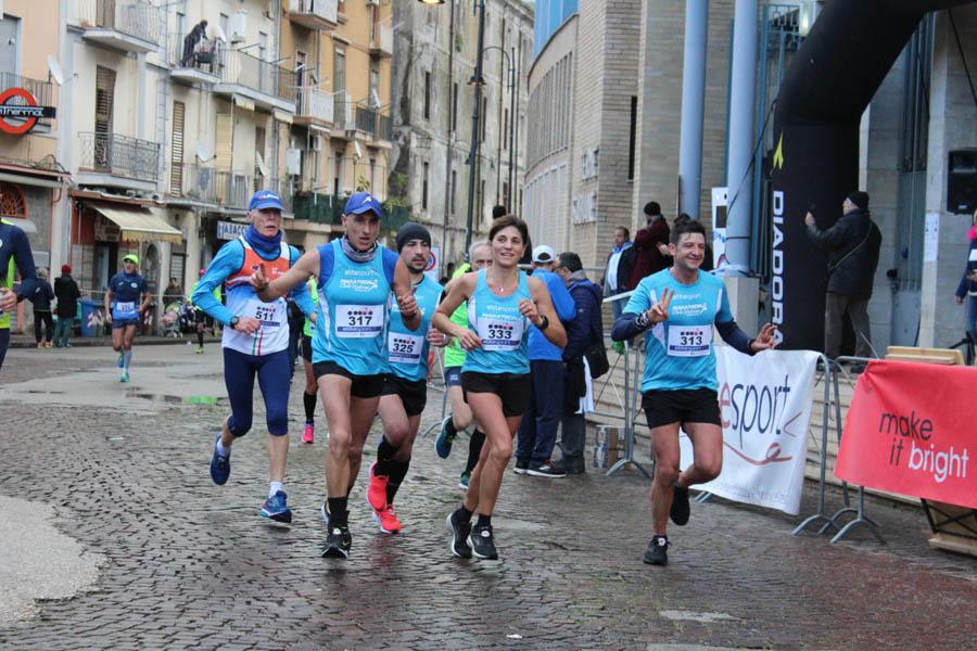 Mezza maratona Stabiaequa, appuntamento il 2 febbraio 2020 con la campionessa italiana Annamaria Caso