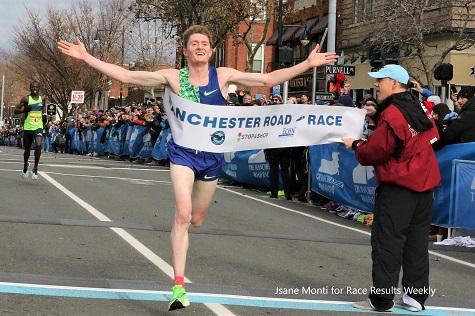 Eric Jenkins ed Edna Kiplagat vincono la Manchester Road Race (USA)