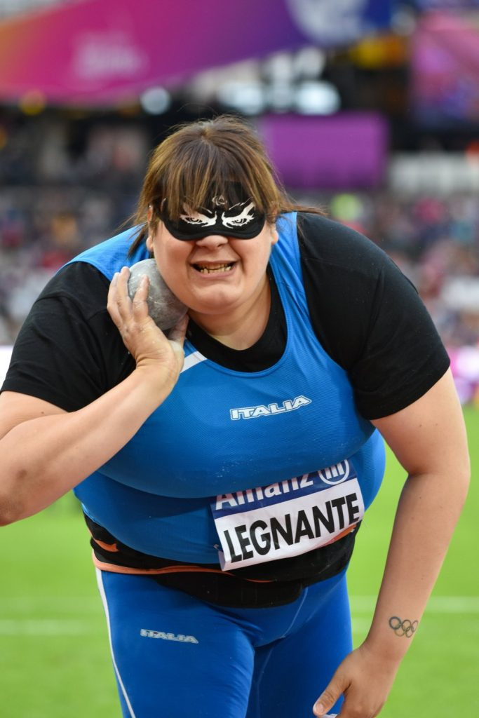 Mondiali Paralimpici Dubai: oggi si parte, subito in gara Assunta Legnante-  TV e streaming