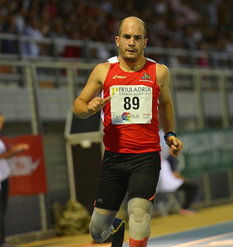 Da Meeting Lignano ai Mondiali Paralimpici di Dubai con Caironi, Tapia e il friulano Campeotto