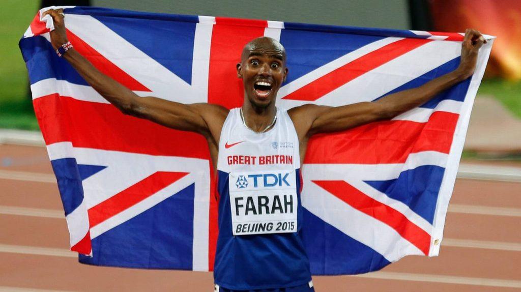 Mo Farah e Adam Gemili minacciano la federazione btitannica di azioni legali sulle regole delle sponsorizzazioni olimpiche