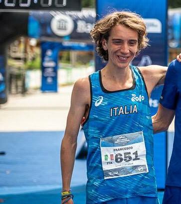 Mondiali corsa in montagna:  Francesco Puppi conquista l'argento