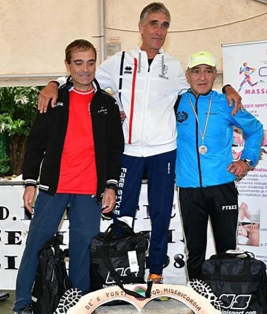 Risultati ''Maratonina De' 6 Ponti'' di AGLIANA(Pistoia)