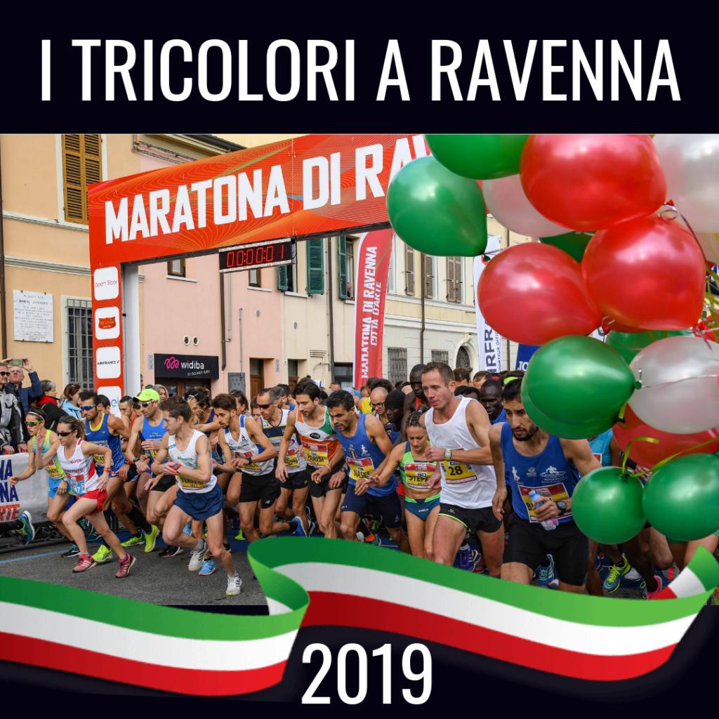 La Maratona di Ravenna ospita i Campionati Italiani di Maratona Assoluti e Master- LA DIRETTA STREAMING