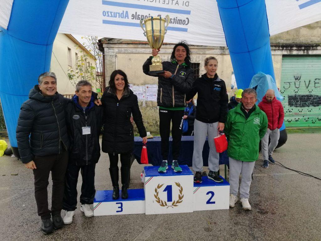 Biniyam Adugna e Marcella Mancini protagonisti sotto la pioggia al Trofeo Città di Castelnuovo Vomano- Classifica completa