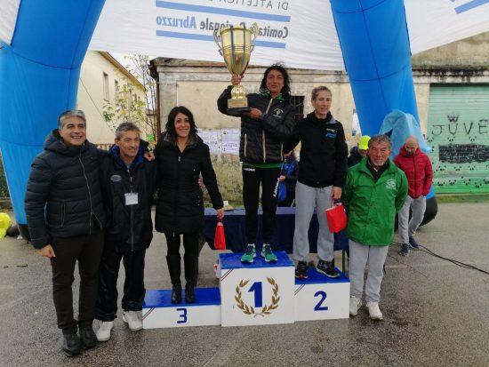 Trofeo Castelnuovo Vomano 17112019 podio femminile