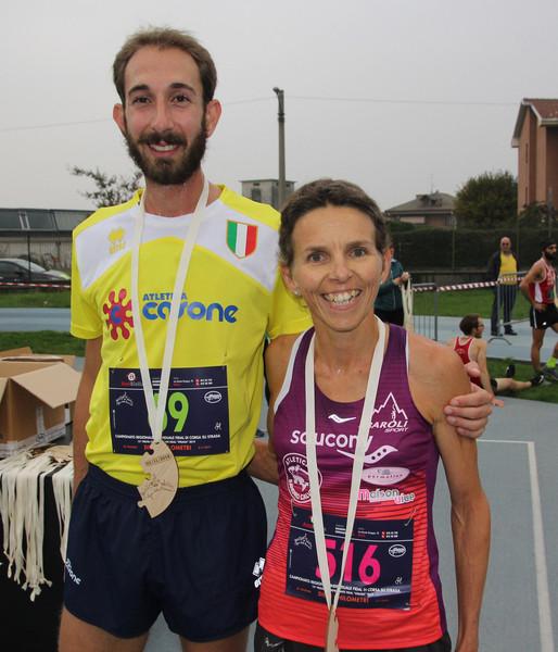 Catherine Bertone vince la 46ª edizione del Giro delle Cascine in provincia di Biella