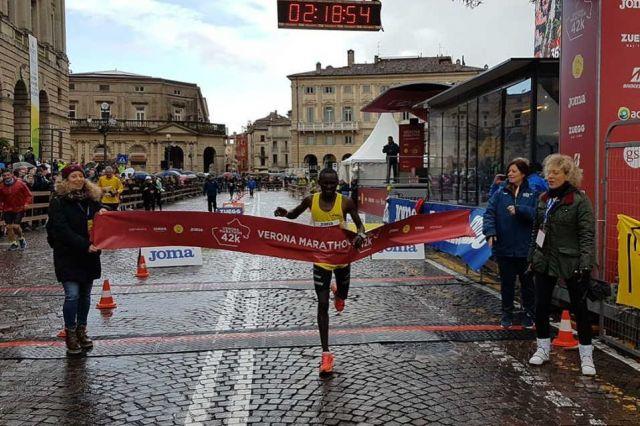 Risultati Verona Marathon vincono:  il debuttante Lagat e Nikolina Sustic