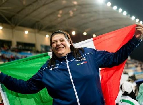Assunta Legnante inarrestabile,  a Dubai quarto titolo mondiale nel peso