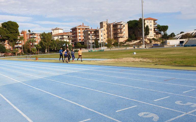 A Cagliari, a Natale chiusa per ferie la pista di atletica