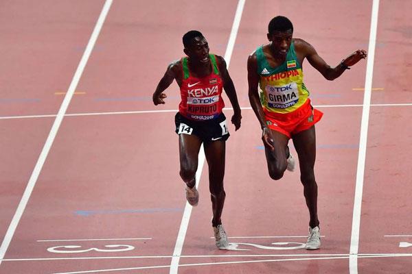 Il Kenya insorge contro il taglio dei 3000 siepi dalla Diamond League