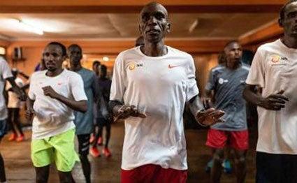 Eliud Kipchoge nel 2020 correrà la London Marathon e le olimpiadi di Tokyo