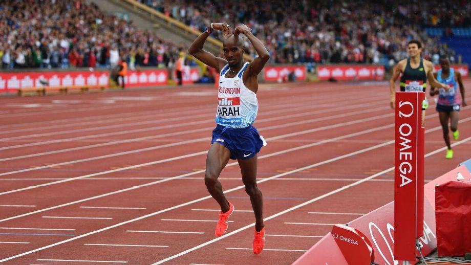 Mo Farah finalmente ha deciso, tornerà in pista con l' obiettivo i 10.000 metri alle Olimpiadi di Tokyo