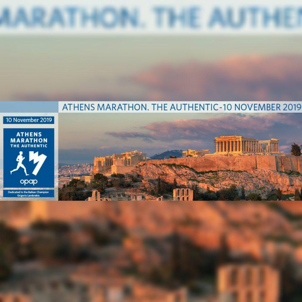 Live streaming Maratona di Atene domenica 10 novembre col Kenya a caccia del record