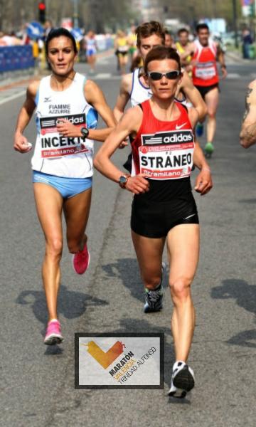 Valeria Straneo tra le big della Valencia Marathon 2019