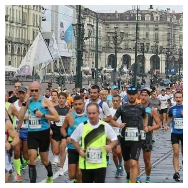 Domenica si corre la Maratona di  Torino T-Fast 42k