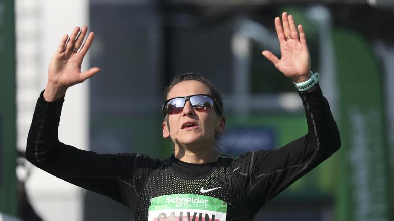 Doping: 4 anni di squalifica per Clemence Calvin ( vice-campionessa europea della maratona 2018)... e il marito!