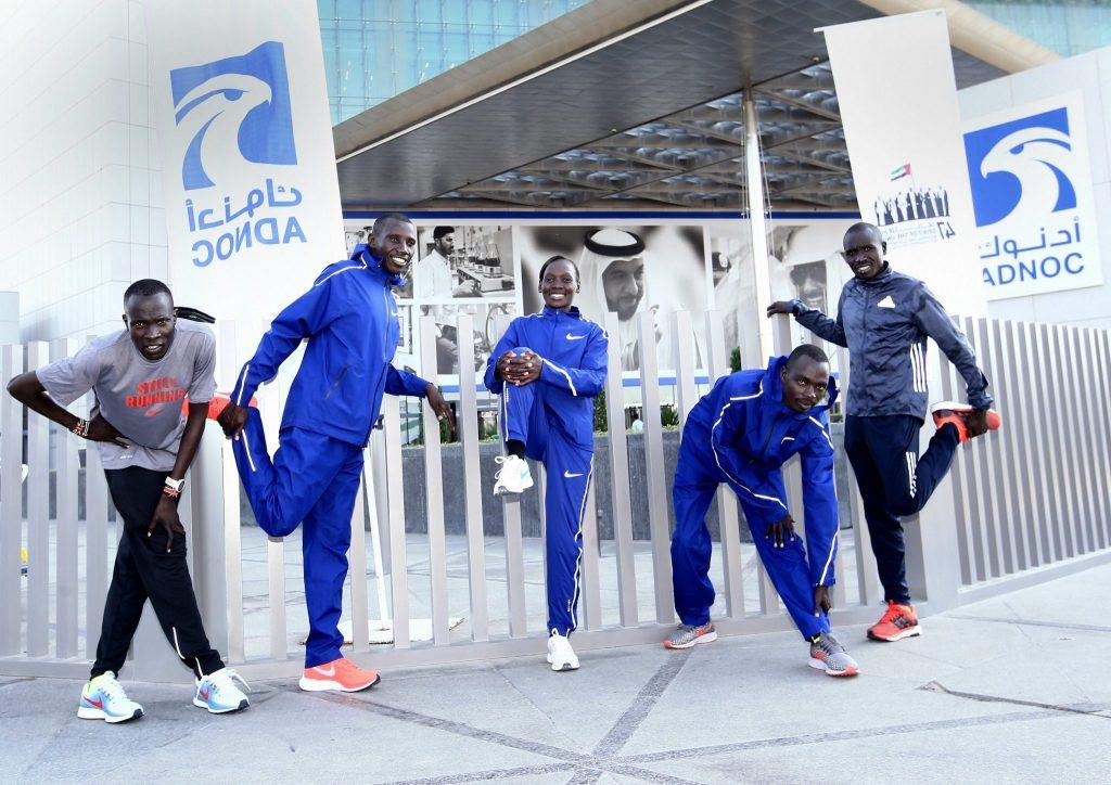 Venerdi la diretta streaming della maratona di Abu Dhabi