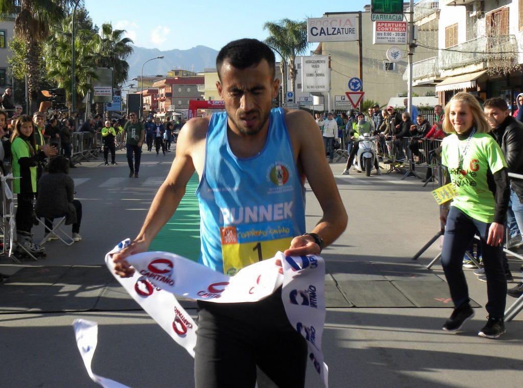 La 10 Km di Saviano è del Marocco, esultano:  Boufars e Janat, la Podistica Frattese vince per i Team