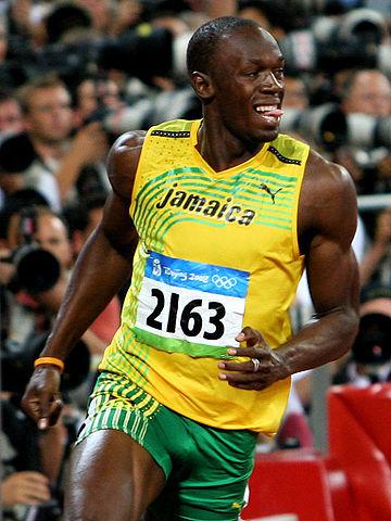 Usain Bolt eletto terzo sportivo mondiale dell'ultimo decennio