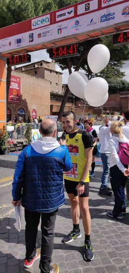 """Maratona di Roma: """"Roma, una frazione di eternità�, descriveva così lo scrittore Fausto Gianfranceschi, la città millenaria."""