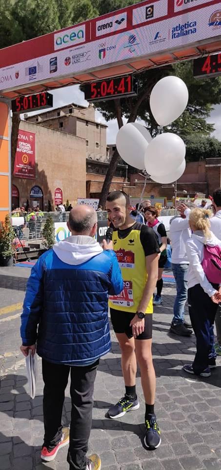"""Maratona di Roma: """"Roma, una frazione di eternità"""", descriveva così lo scrittore Fausto Gianfranceschi, la città millenaria."""
