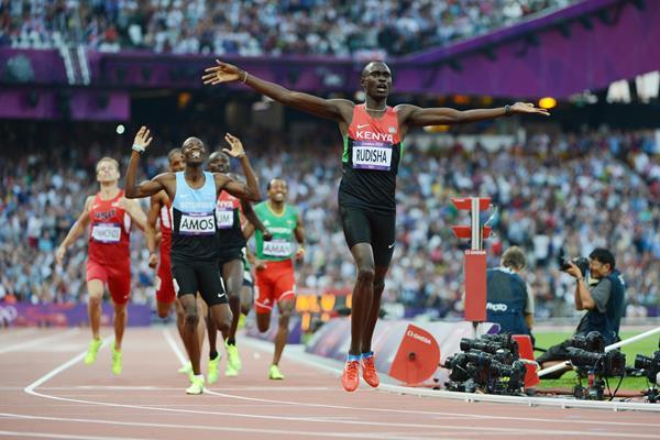 Il record mondiale di David Rudisha e il momento migliore dell'atletica leggera dell'ultimo decennio
