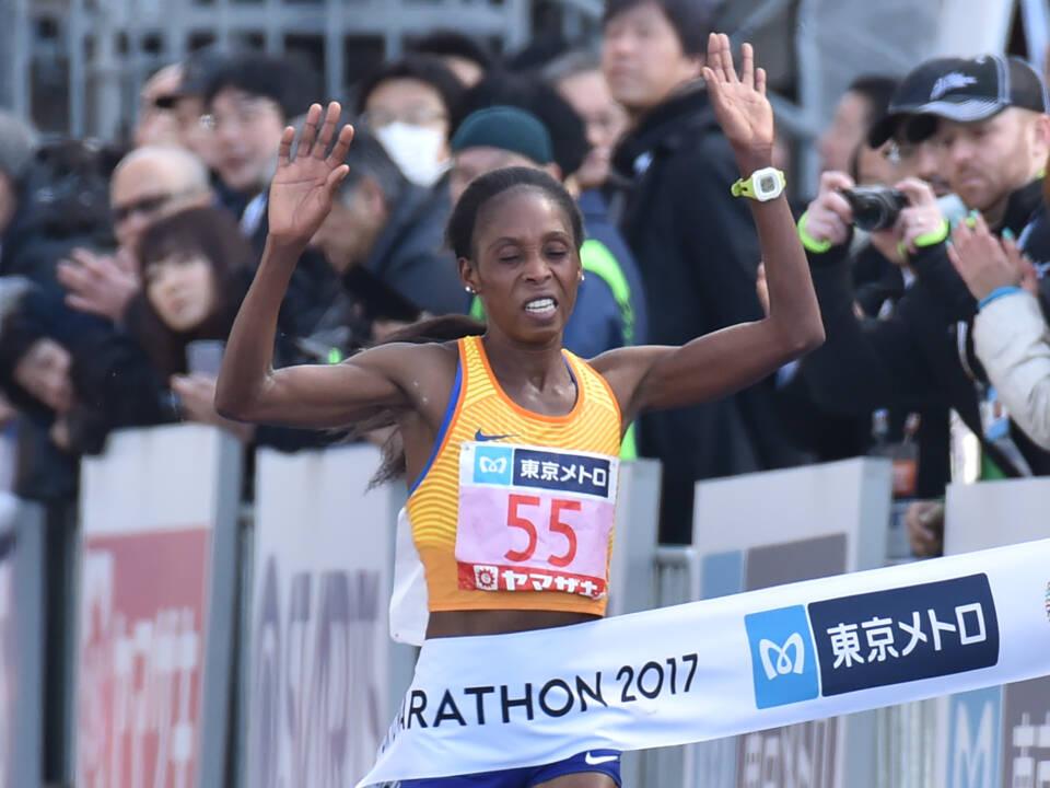 Doping di famiglia: squalificata per 4 anni la maratoneta Sarah Chepchirchir cognata di Sumgong, oro a Rio, già sospesa per 8 anni