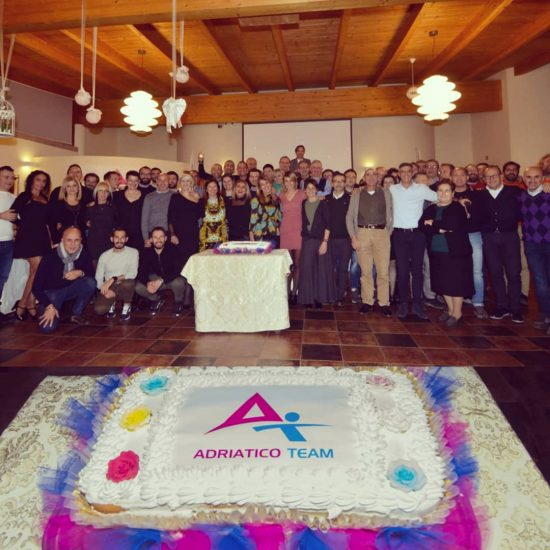 Adriatico Team 19122019 festa fine anno