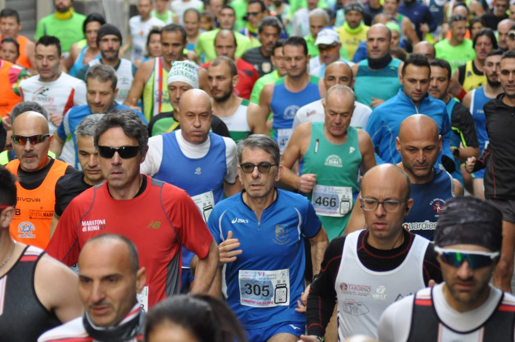 """Che successo per il """"Trofeo Città di Nola:  S'impongono Boufars e Ferritti, il Trofeo è della Caivano Runners"""