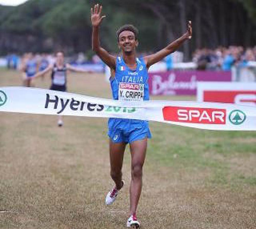 Yeman Crippa conquista un'ottimo bronzo assoluto ai campionati europei di cross a Lisbona